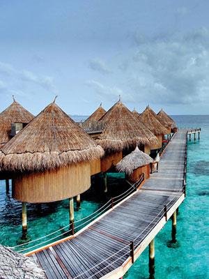 Nika Island Resort & Spa, Malediven