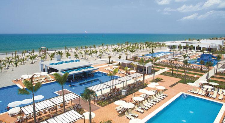 Riu Hotels Panama: Hotel Riu Playa Blanca