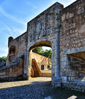 Bezienswaardigheden Santo Domingo: Casa de Colon