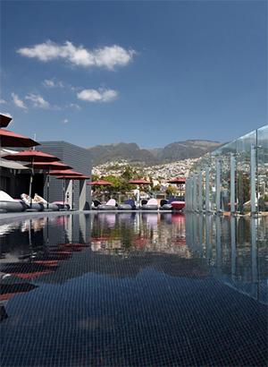 Stadshotels met geweldig uitzicht: The Vine, Funchal