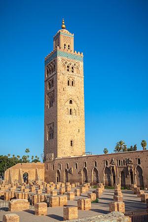 Stedentrip Marrakech: Koutoubia Moskee