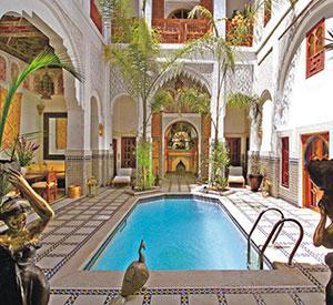 Stedentrip Marrakech: Riad & Spa Eseprit