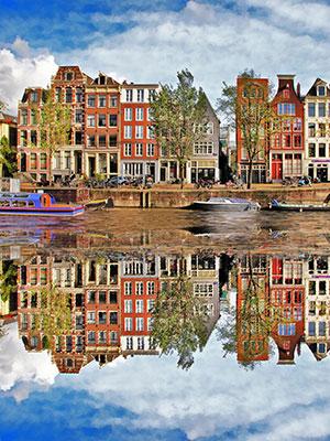 Stedentrip Nederland, Amsterdam