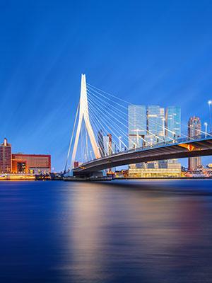 Stedentrip Nederland: Rotterdam