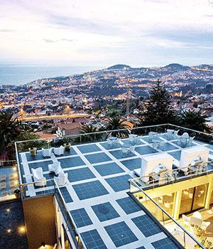 Vakantie Funchal, hotels