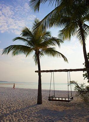 Luxe hotels Malediven: Kuredu Island Resort