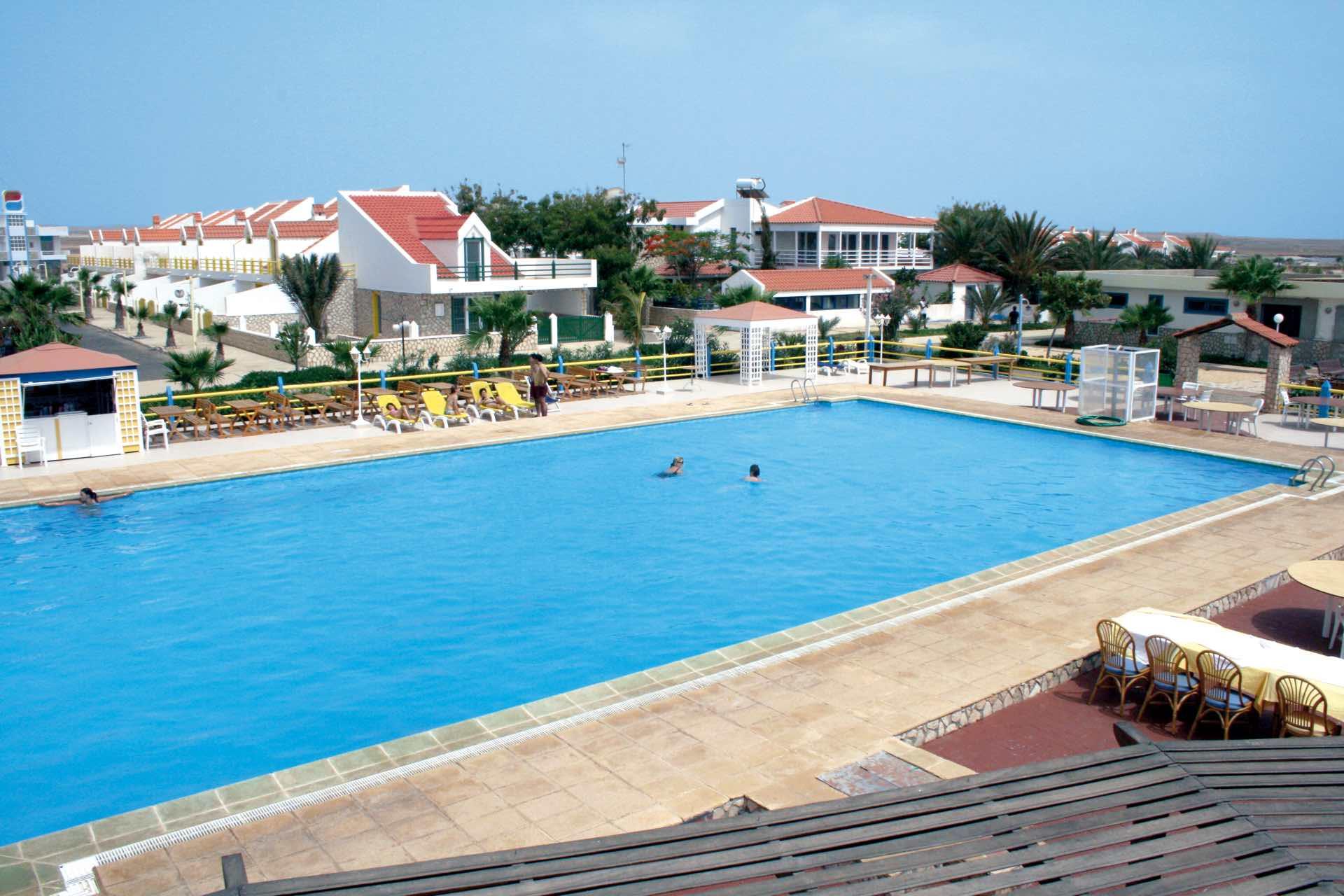 Murdeira Village Resort, Kaapverdië