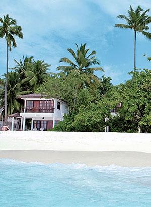 Luxe hotels Malediven: Palm Beach Resort & Spa