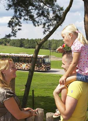 Vakantieparken Nederland: Beekse Bergen