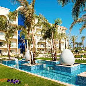 Hotels in de populaire badplaats Hurghada