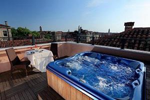 Bijzonder overnachten in Venetië: Hotel Palazzo Stern