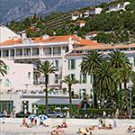 Franse vakantiebestemmingen: Menton, Hotel Le Vendome