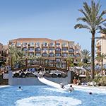 Badplaatsen Gran Canaria: Maspalomas, Dunas Mirador Maspalomas