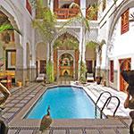 Romantische dorpjes en stadjes; Riad & Spa Esprit du Maroc