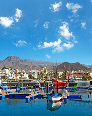 Winterzon bestemmingen: Tenerife