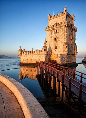 Zeven wonderen Portugal: Torre de Belém
