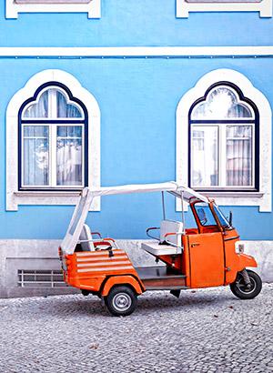 Lissabon voor beginners - Vervoersmiddel
