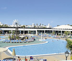 Lanzarote met kinderen: Relaxia Lanzasur Club