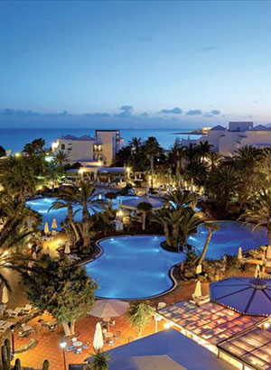 All inclusive Lanzarote: Los Jameos Playa