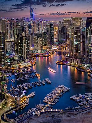 Bucketlist bestemmingen: Dubai
