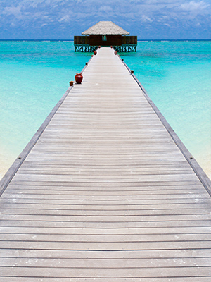 Bucketlist bestemmingen, Malediven