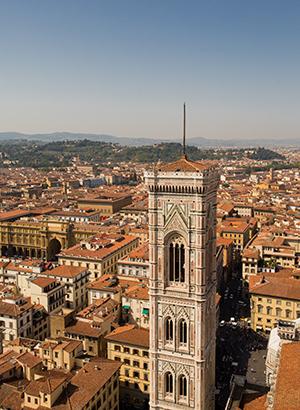 Doen in Florence, uitzicht