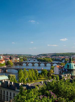 Gratis doen in Praag: Letnapark