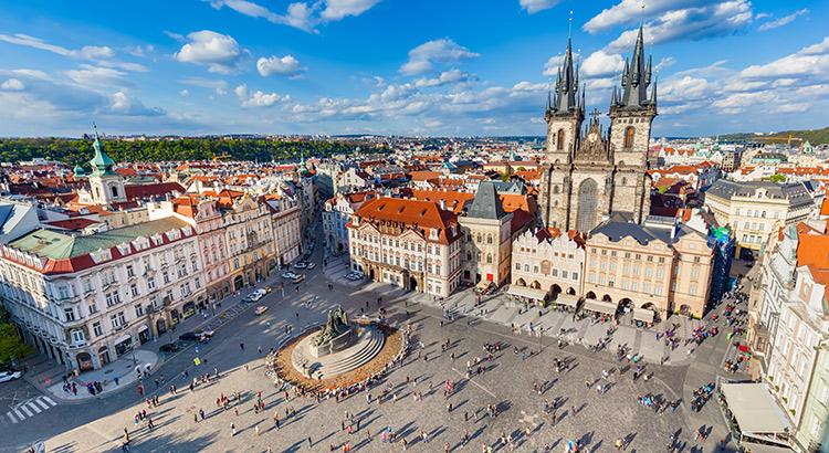 Gratis doen in Praag