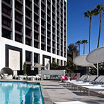 Lonely Planet steden 2017: Los Angeles, Beverly Hills Marriott