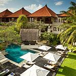 Strandvakantie Bali: Puri Santrian