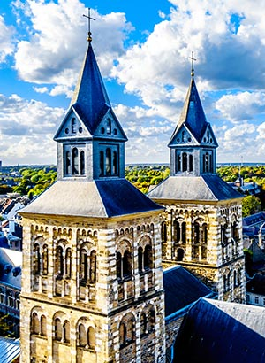 Stedentrip Nederland, Maastricht