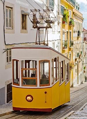 Populaire steden: Lissabon