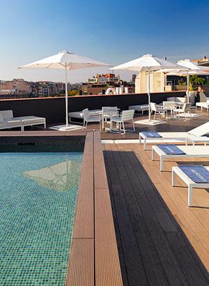 Mooiste stadshotels: H10 Casanova, Barcelona