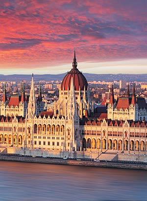 Romantische steden, Boedapest