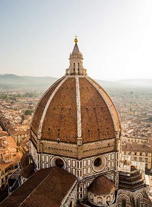 Romantische steden: Florence