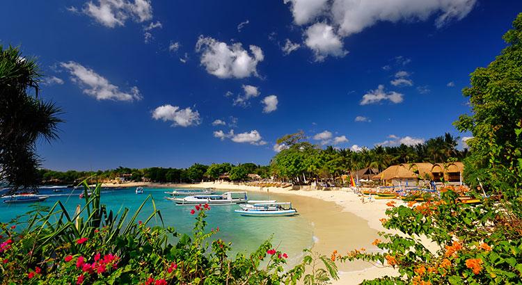 Strandvakantie Bali
