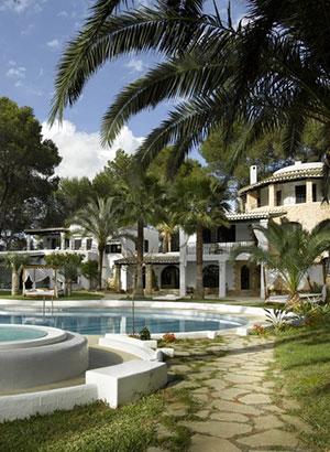 Toffe hotels Ibiza