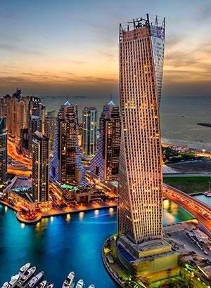 Vakantiedagen over: Dubai