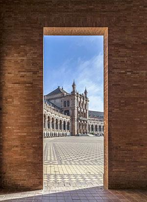 Vakantiedagen over: Sevilla