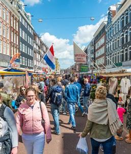 Wijken Amsterdam: de Pijp