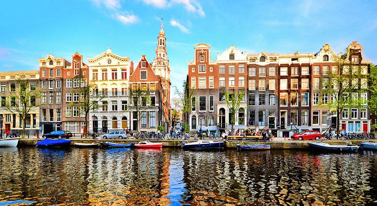 Wijken Amsterdam