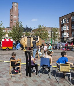 Wijken Amsterdam: Baarsjes