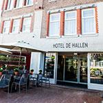 Wijken Amsterdam: Oud-West, Hotel De Hallen