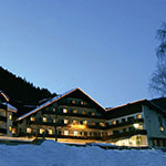 Witte kerst: Oostenrijk, Hotel Scesaplana