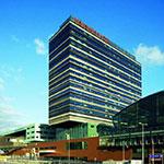 Wijken Amsterdam: Oostelijk Havengebied, Movenpick Hotel Amsterdam City Centre
