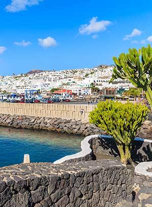 Badplaatsen Lanzarote, Puerto del Carmen