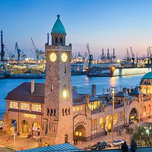 Havenstad Hamburg, haven