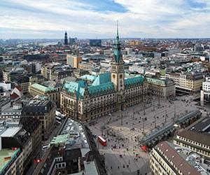 Havenstad Hamburg, stadhuis