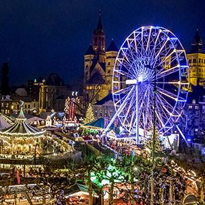 Kerstshoppen in Nederland, Maastricht