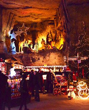 Kerstshoppen Nederland, Valkenburg